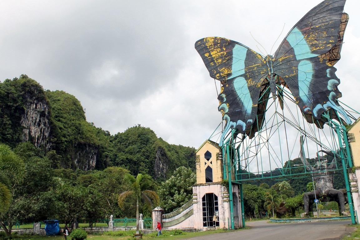Serunya Mengunjungi Kerajaan Kupu-Kupu di Maros, Sulawesi Selatan