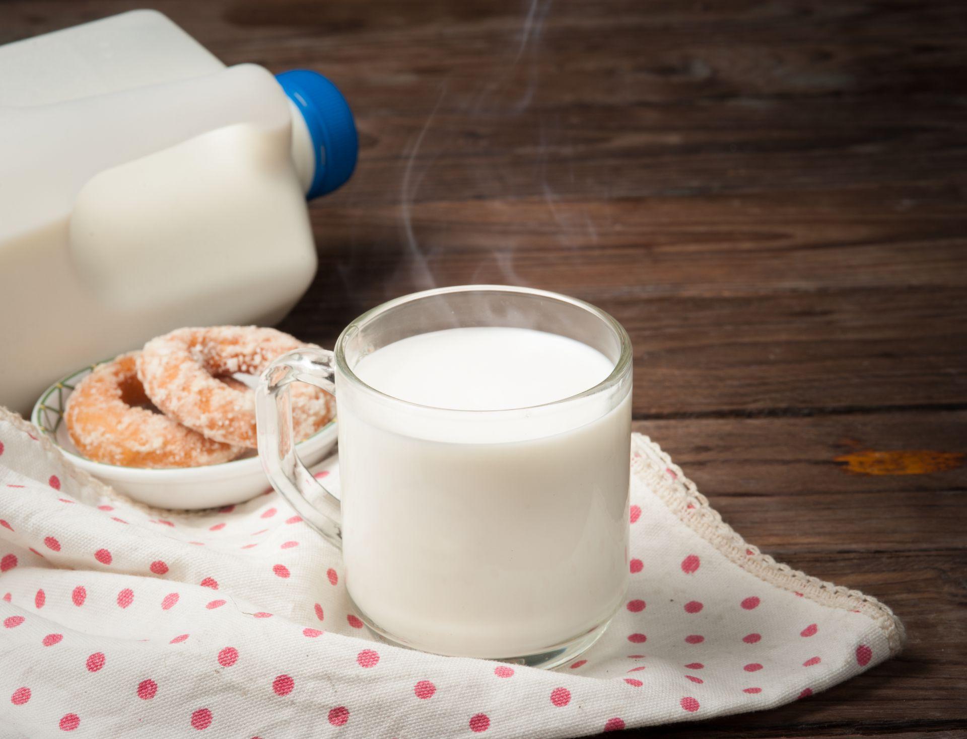 Bolehkah Memanaskan Susu Sampai Mendidih?