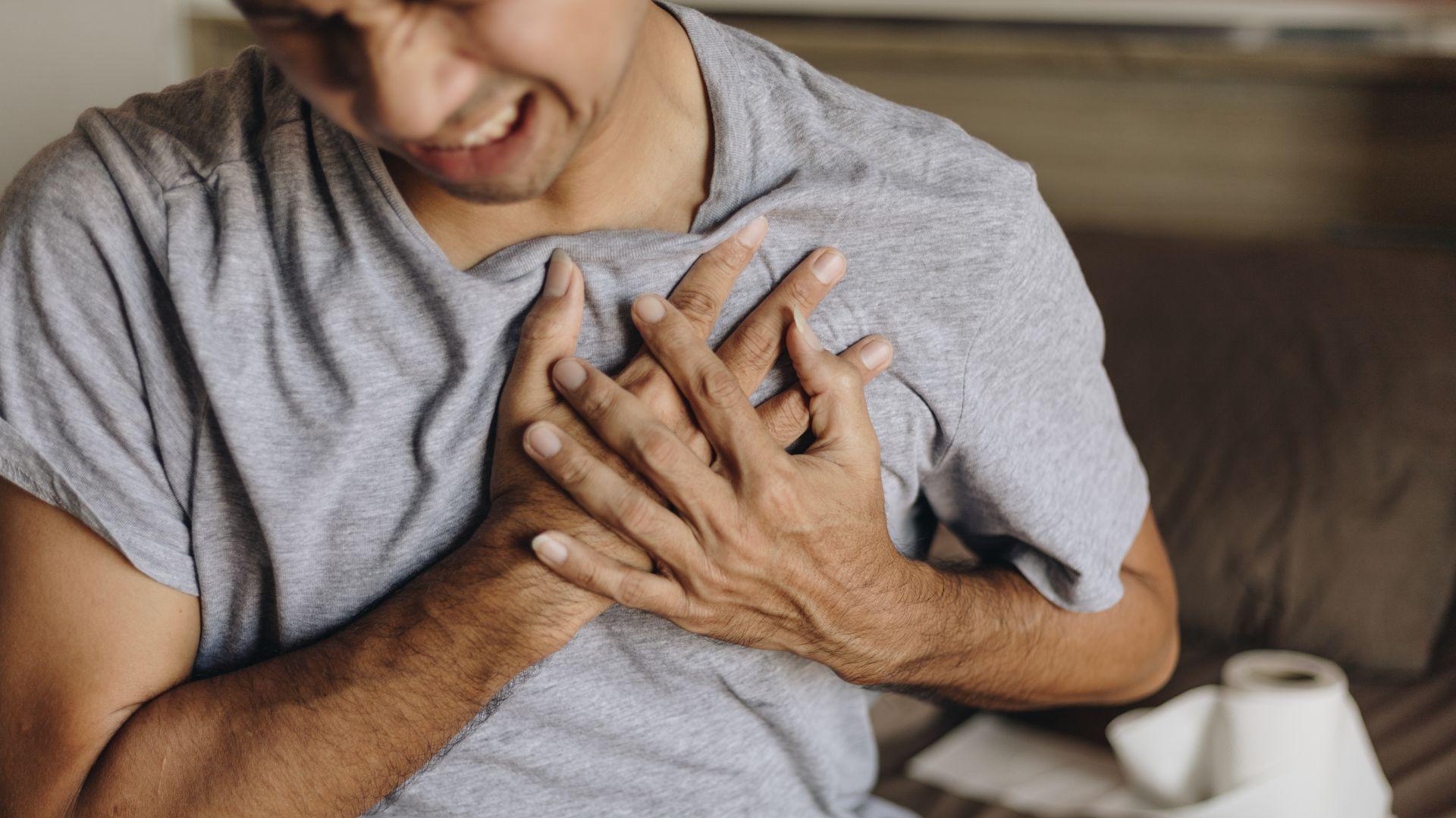 Dada Terasa Sakit dan Sesak Saat Bangun Tidur, Tanda Penyakit Apa?