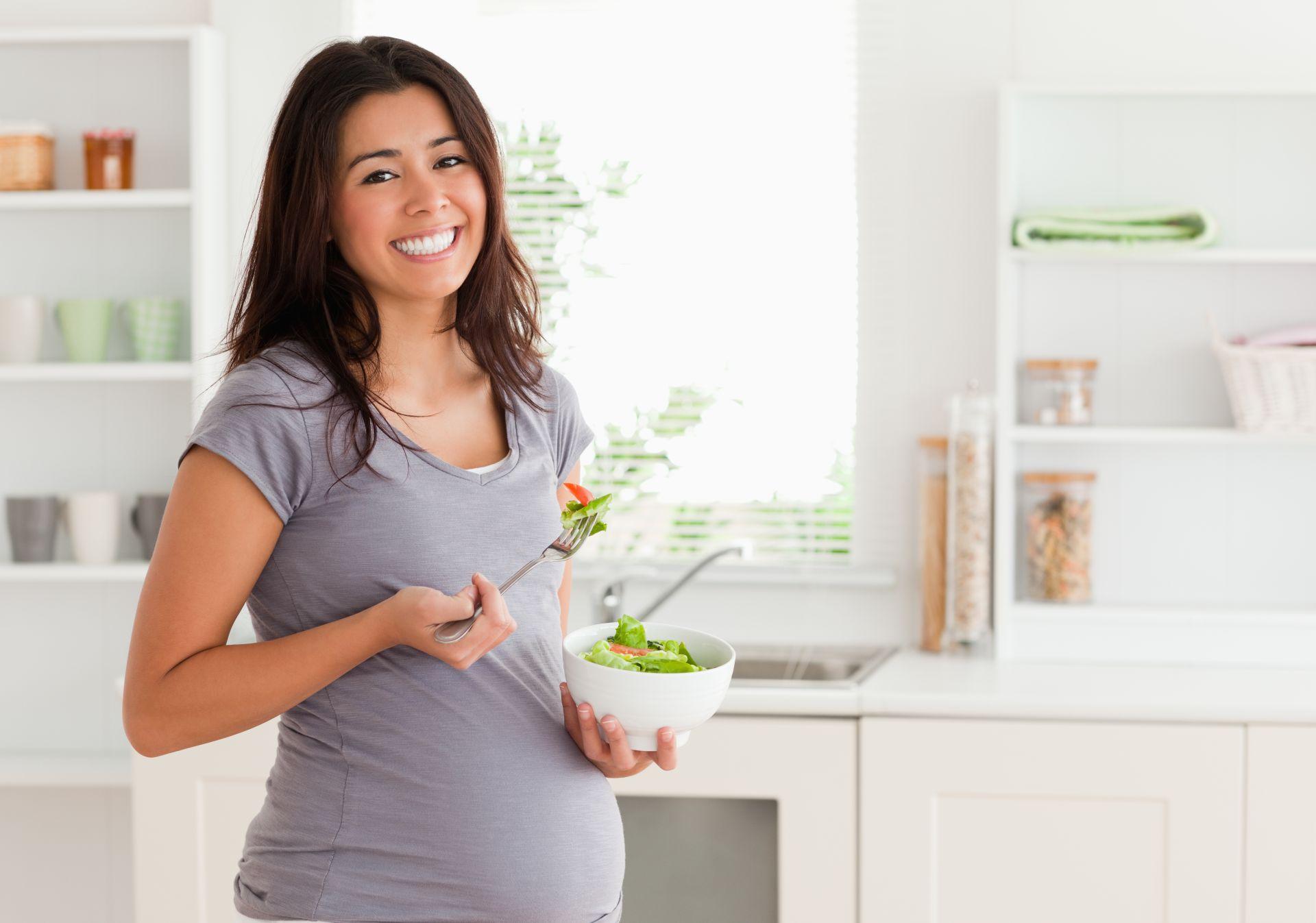 Makanan Peningkat Imun dan Nutrisi Ibu Hamil