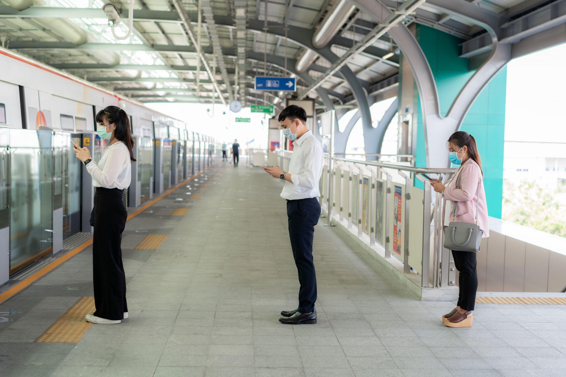 Pentingnya Social Distancing Penting di Tengah Pandemi Virus Corona