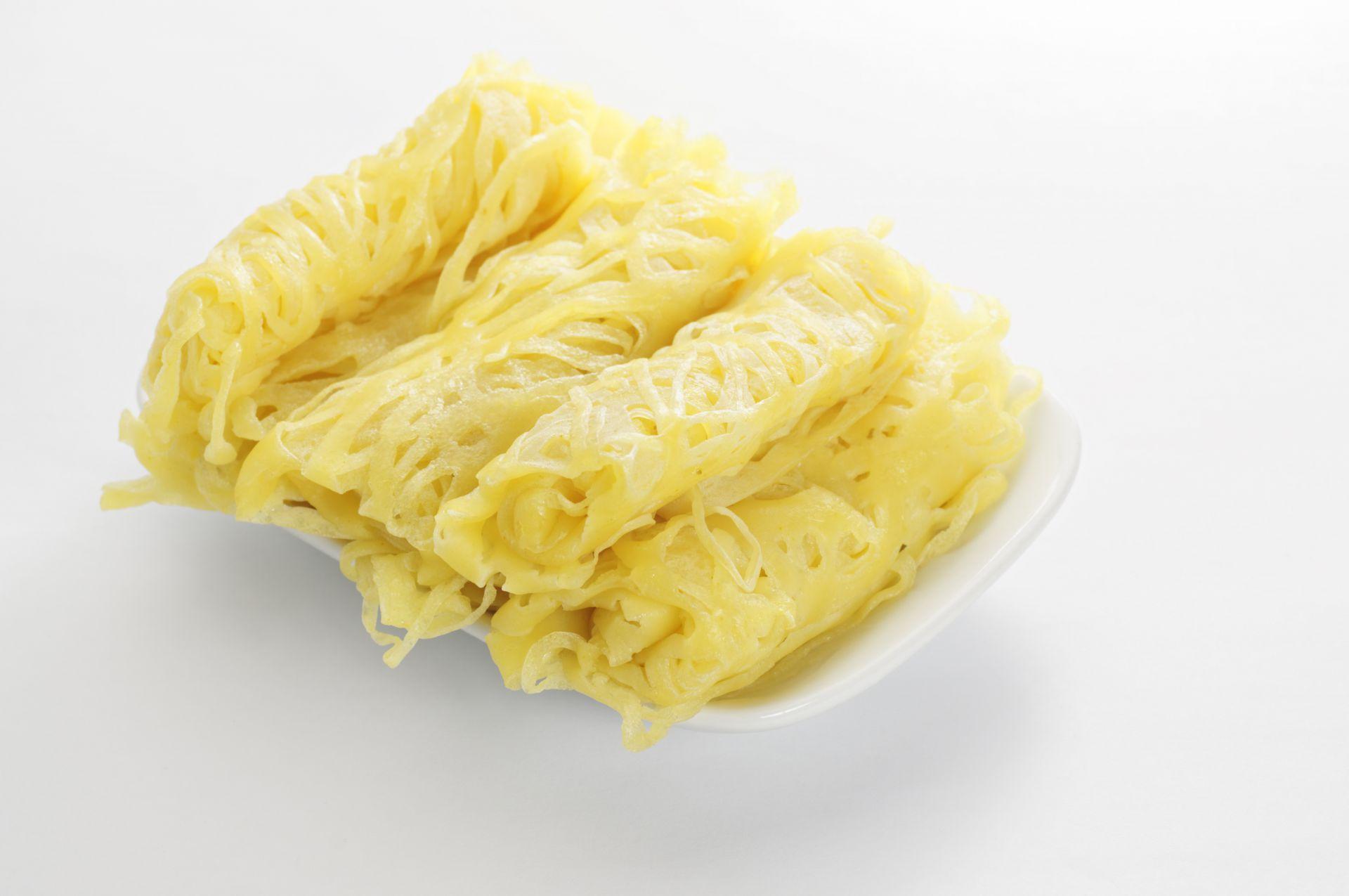 Resep Roti Jala Susu UHT