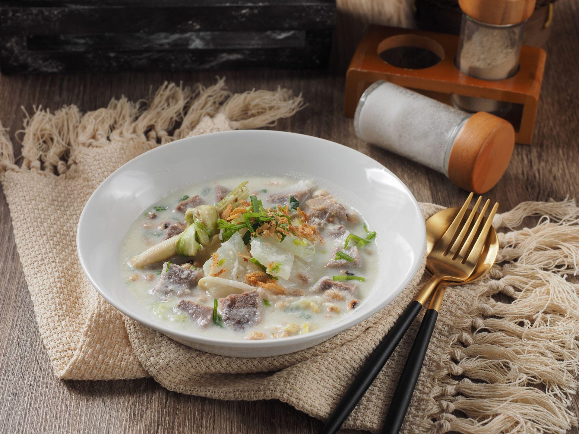 Resep Soto Betawi Memakai Susu UHT