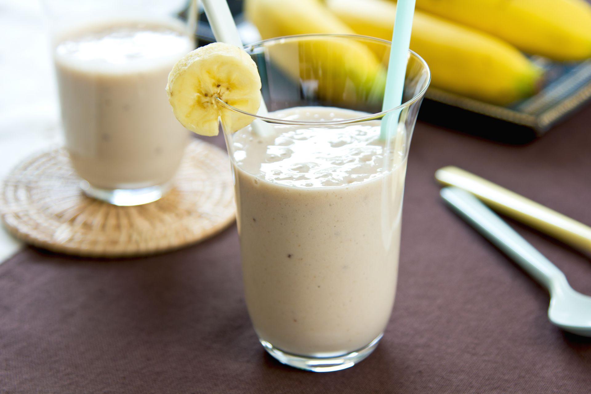 Smoothies Banana, Tidak Cuma Segar Tapi juga Sehat