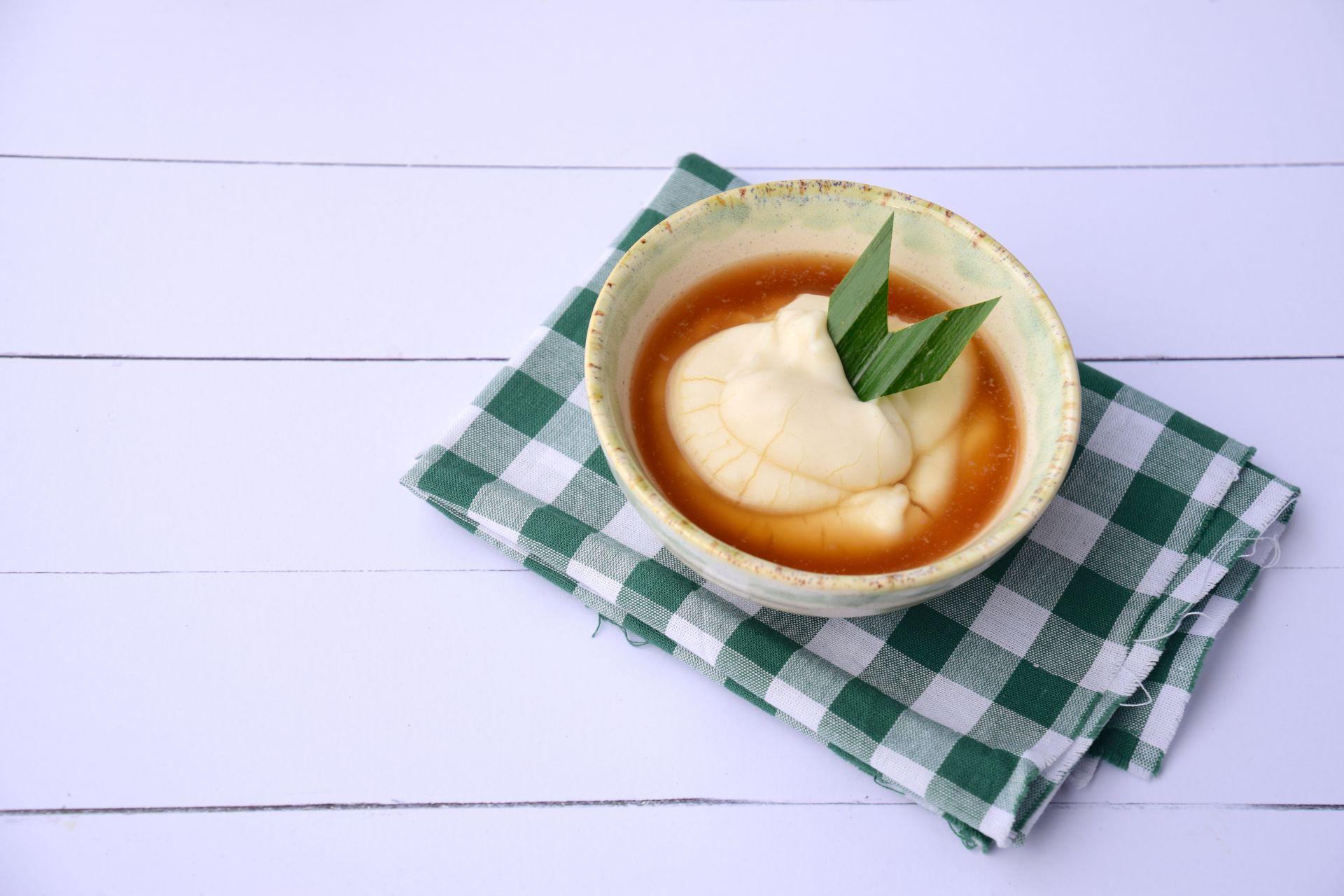 Bubur Sumsum Susu Full Cream, Enak dan Sehat